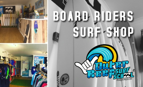 Outer Reef Surf Surd Shop