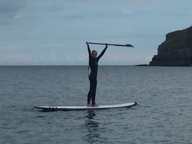 Stand Up Paddle Board Pembrokeshire | Paddle Boarding Saundersfoot