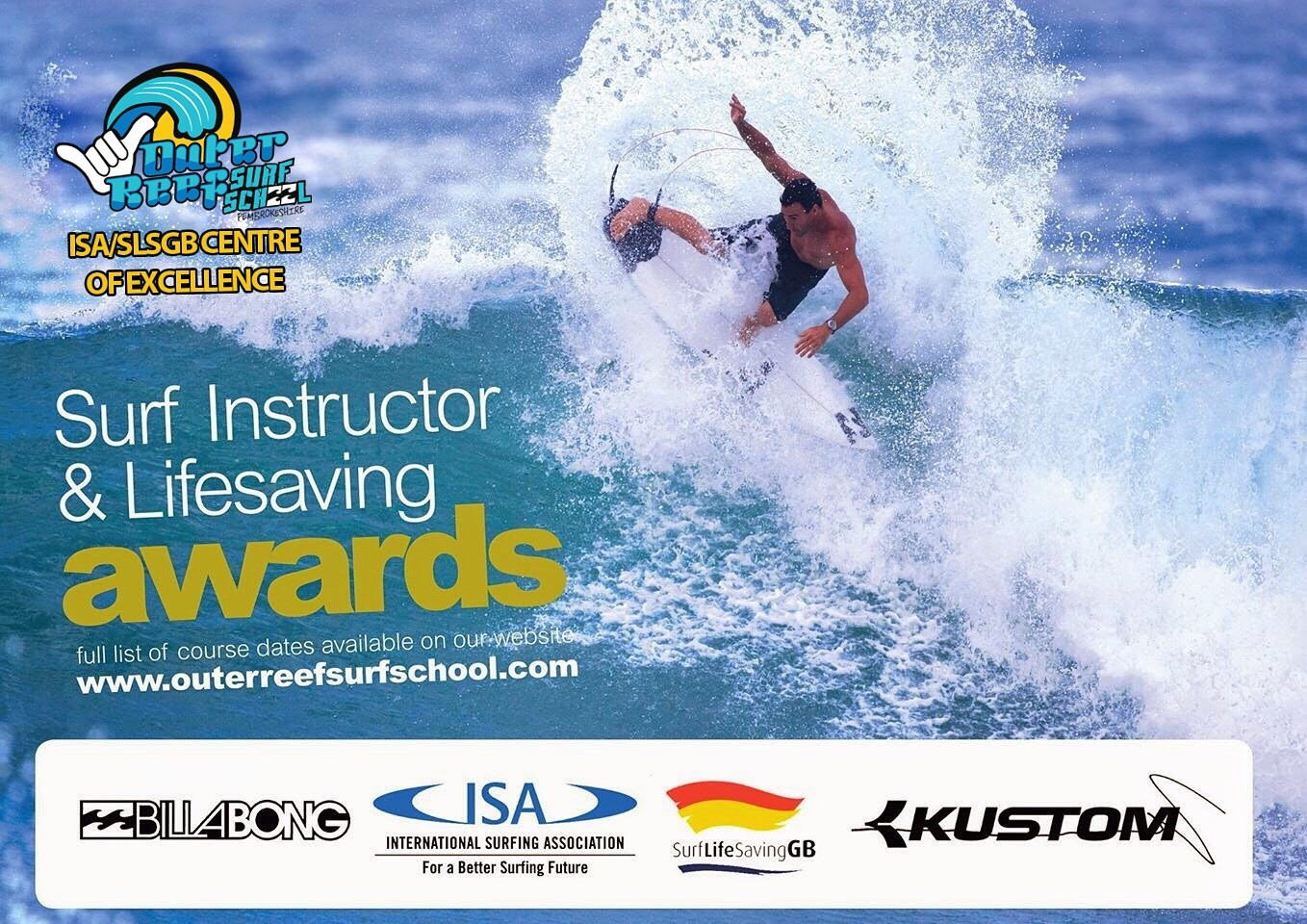 SLSGB Beach Lifeguard Courses Pembrokeshire, Wales | Surf Instructor Courses