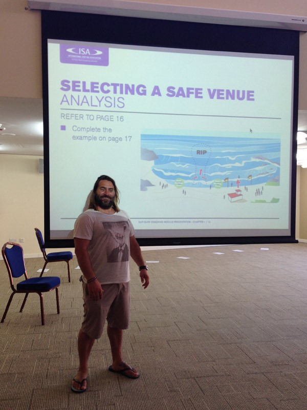 Surf Instructor Coaching Wales  | ISA Surfing Instructor Courses France