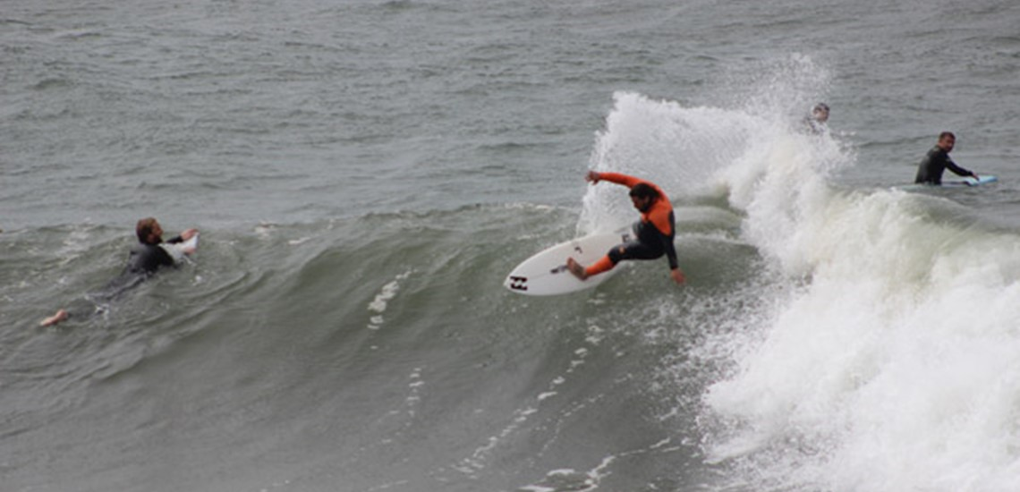 Advanced Surf Lessons Pembrokeshire, Wales | Surf Coaching