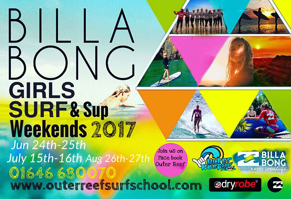 Womens Surf & SUP Weekends with Outer Reef Surf School