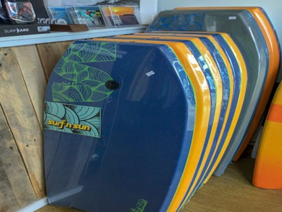 Body Boards Pembrokeshire Surf & Sup