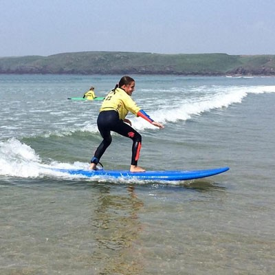 Surfing Lessons Pembrokeshire | Surfing Courses Pembrokeshire, Wales