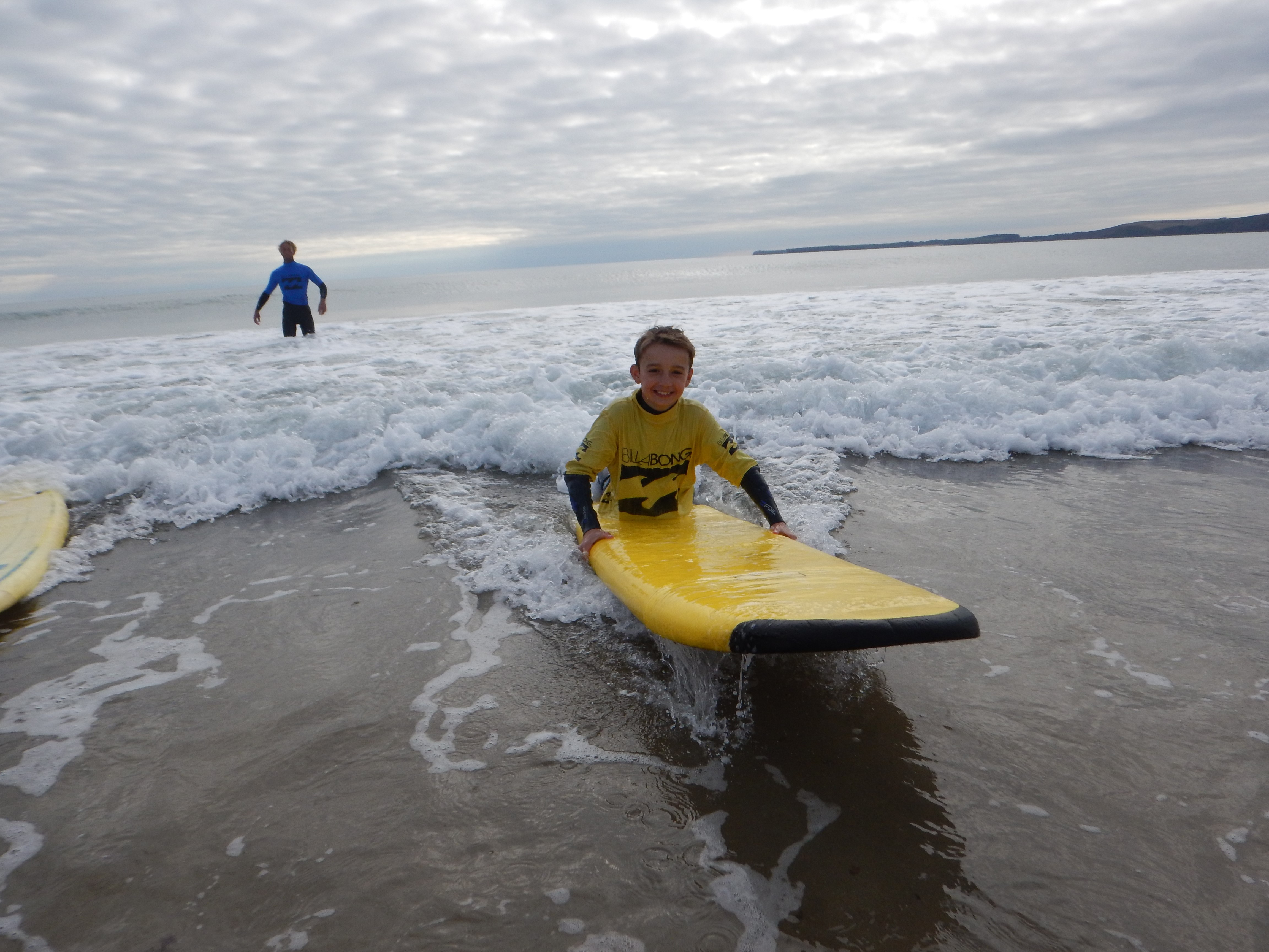 Surf Lessons In Pembrokeshire, Wales | Learn To Surf In Pembrokeshire
