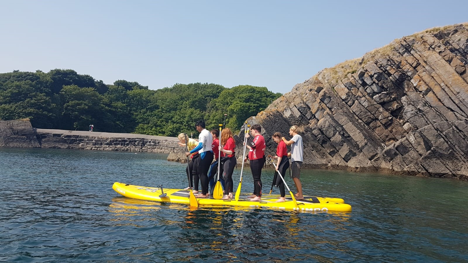 Paddle Boarding Pembrokeshire | Instructor Courses Wales