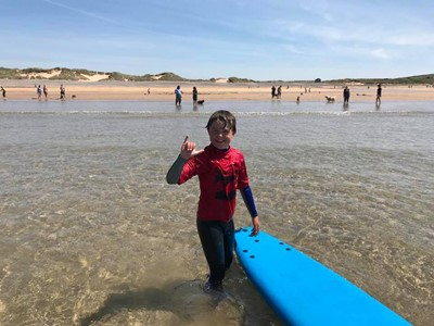 Surf Board Hire Pembrokeshire | Surf Lessons Wales