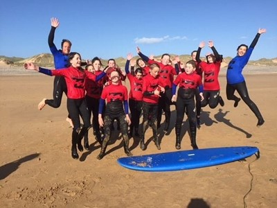 Surf Lessons at Newgale | Pembrokeshire Surf Courses