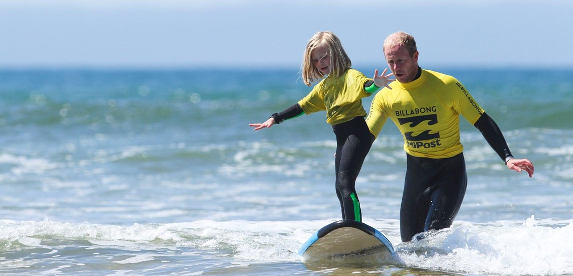 Surfing Courses In Pembrokeshire | Surf Lessons Wales