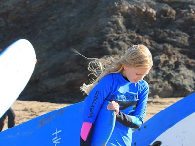 Learn To Surf Pembrokeshire | Surf Lessons