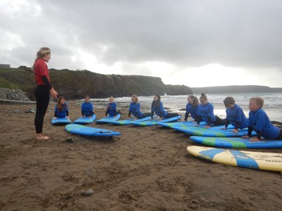 Surf Lessons in Pembrokeshire | Surf Coaches